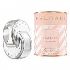 EU Bvlgari Omnia Crystalline For Women edt 65 ml ( в тубе )