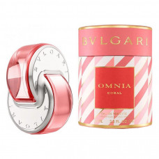 EU Bvlgari Omnia Coral For Women edp 65 ml ( в тубе )