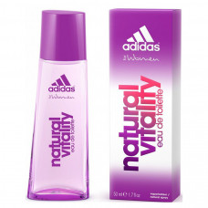 Adidas Natural Vitality For Women edt 50 ml original