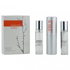 Armand Basi In Red edt 3*20 ml
