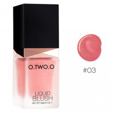 Жидкие румяна O.TWO.O Blush Liquid № 3 15 g
