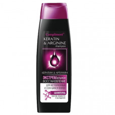 Шампунь Compliment Keratin & Arginine 500 ml