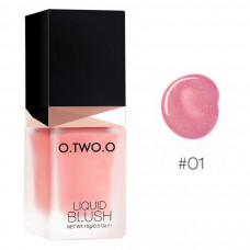 Жидкие румяна O.TWO.O Blush Liquid № 1 15 g