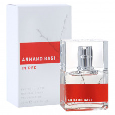 Armand Basi In Red For Women edt 30 ml original
