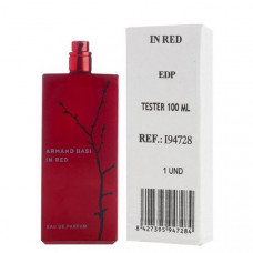 Tester Armand Basi In Red Eau De Pafum 100 ml