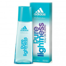 Adidas Pure Lightness For Women edt 50 ml original