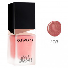 Жидкие румяна O.TWO.O Blush Liquid № 5 15 g