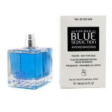 Tester Antonio Banderas Blue Seduction For Men 100 ml